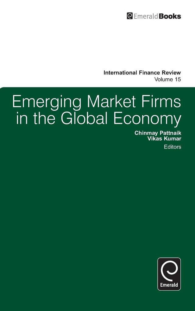 Emerging Market Firms in the Global Economy als...