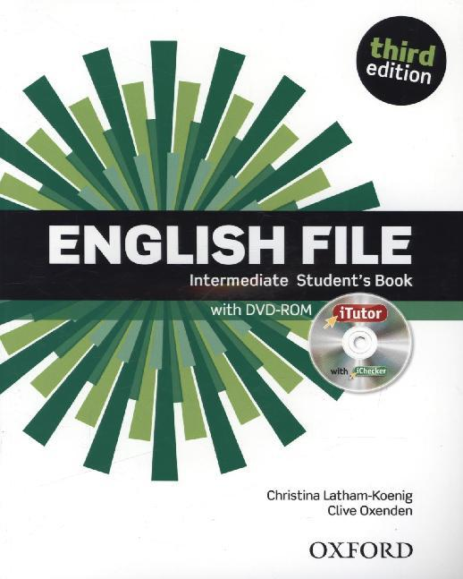 English File: Intermediate: Student´s Book with...