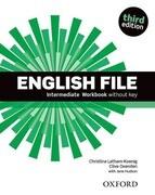 English File: Intermediate: Workbook without Key