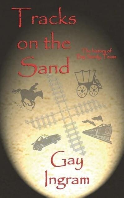 Tracks on the Sand als Taschenbuch von Gay Ingram