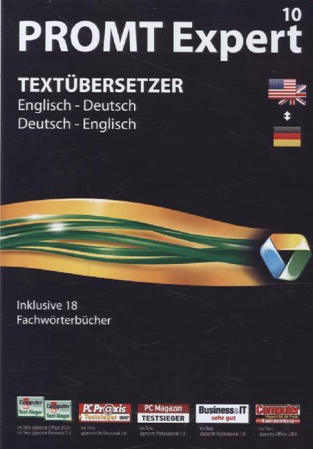 PROMT Expert 10 Textübersetzer