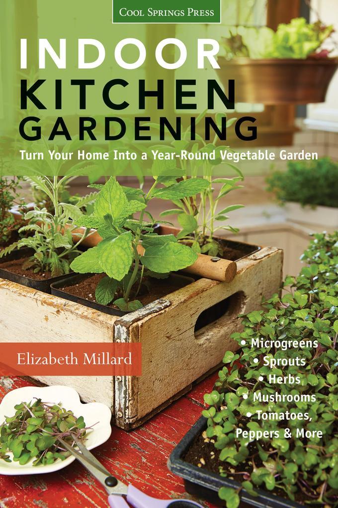 Indoor Kitchen Gardening als eBook Download von...