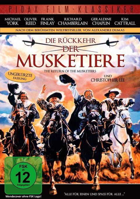 Die Rückkehr der Musketiere (The Return of the ...