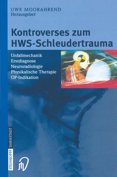 Kontroverses zum HWS-Schleudertrauma als Buch