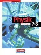 Physik für die Sekundarstufe 1. 7./8. Schuljahr. Schülerbuch. Brandenburg. Neue Ausgabe