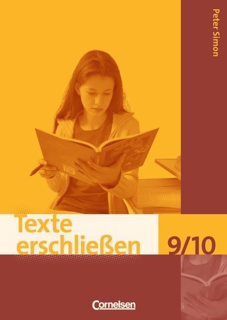 Texte erschließen 9./10. Schuljahr als Buch