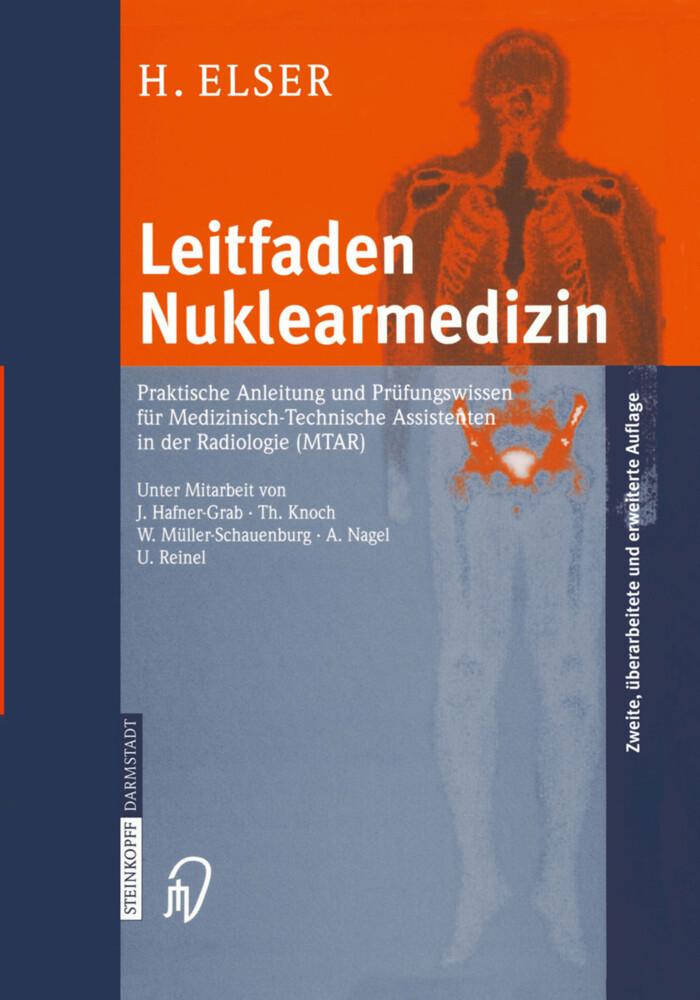 Leitfaden Nuklearmedizin als Buch