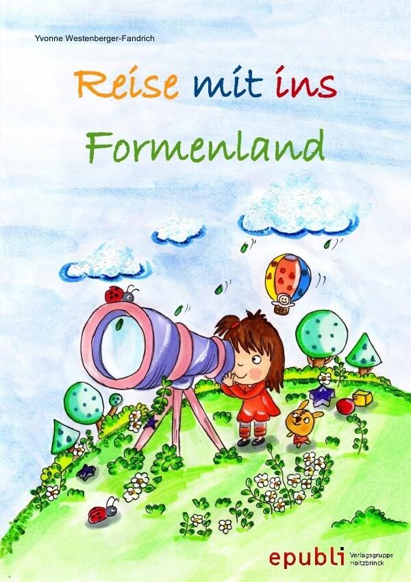 Reise mit ins Formenland als Buch