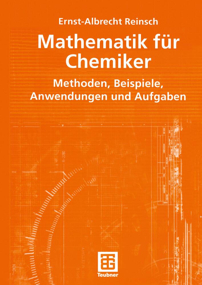 Mathematik für Chemiker als Buch