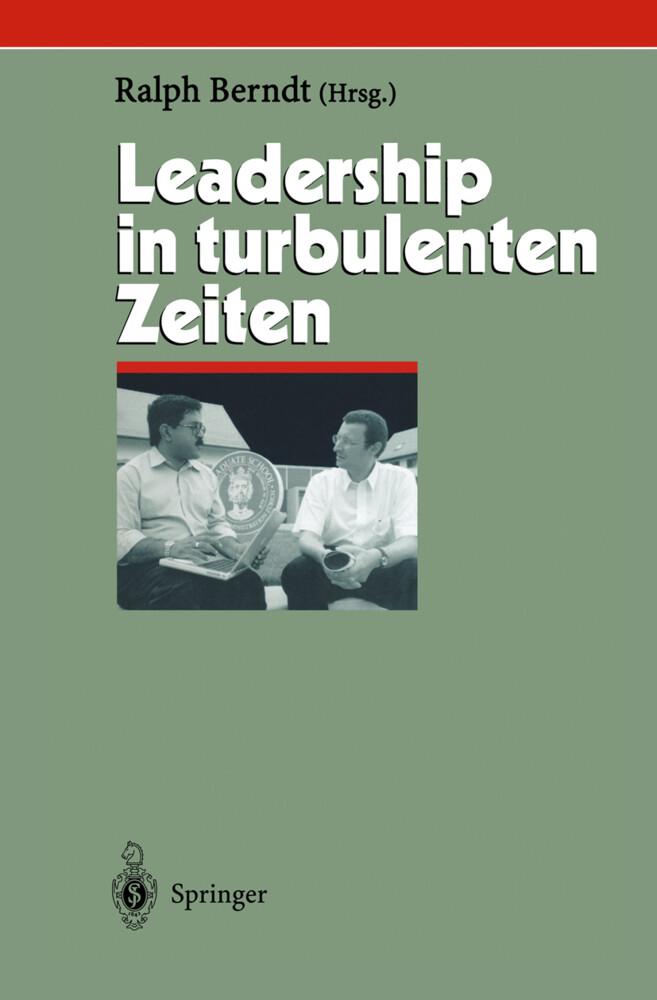 Leadership in turbulenten Zeiten als Buch
