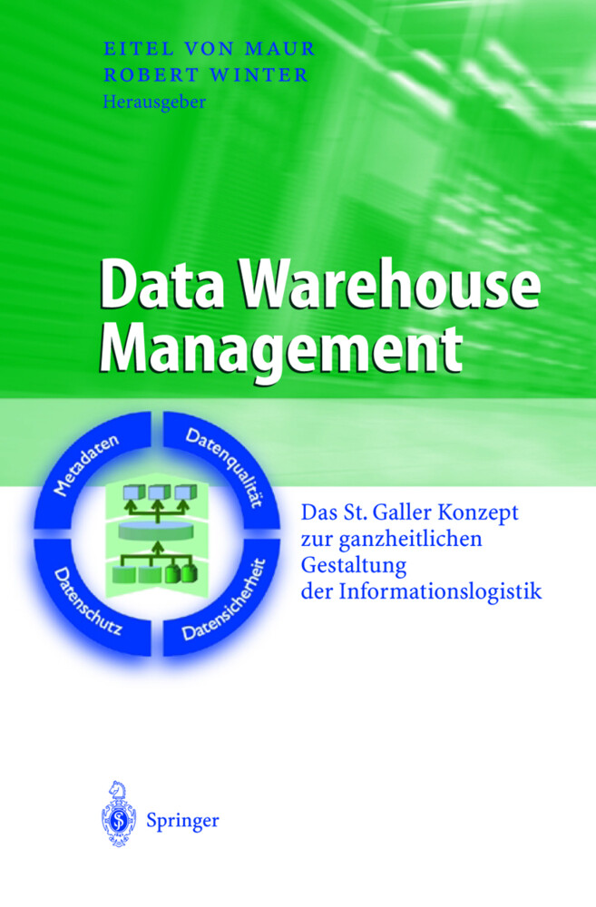 Data Warehouse Management als Buch