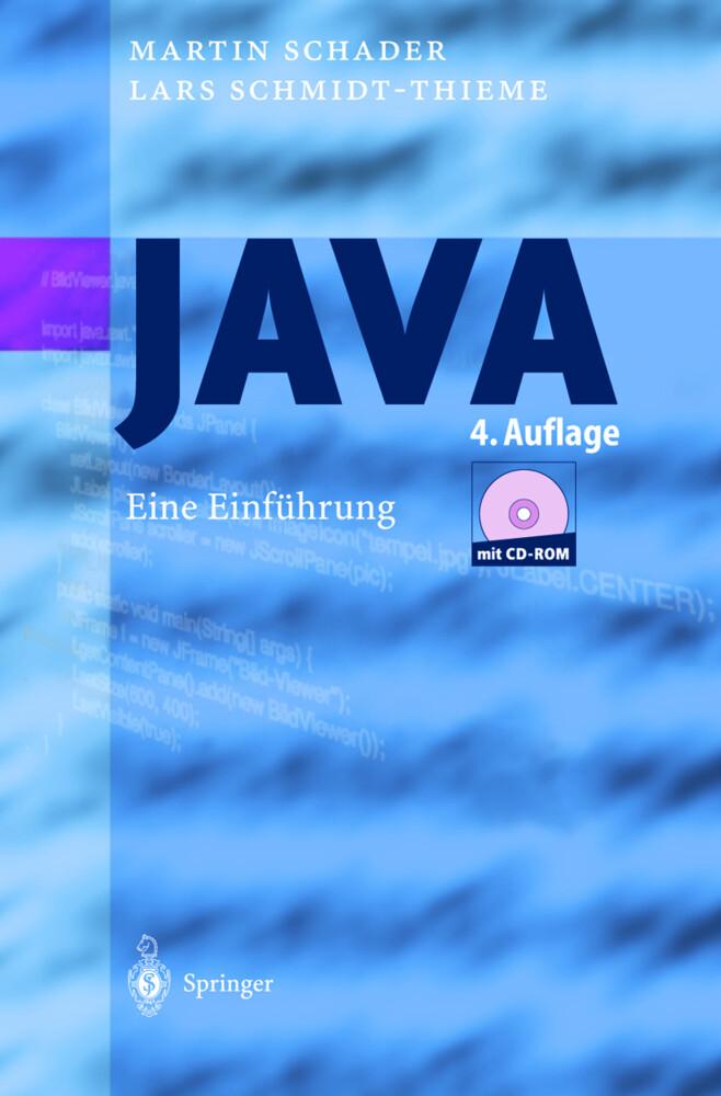 Java als Buch