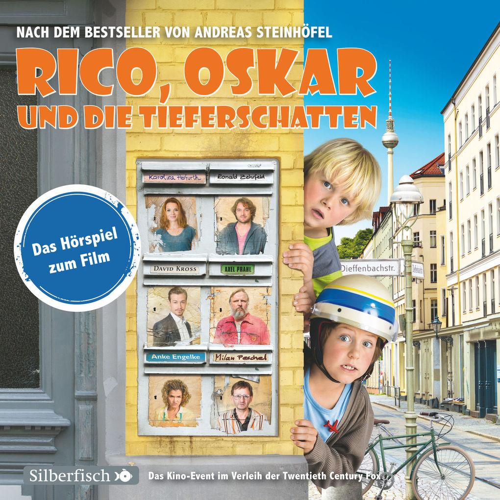 Rico, Oskar und die Tieferschatten - Das Filmhörspiel als Hörbuch Download