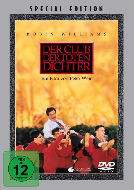 Der Club der toten Dichter als DVD