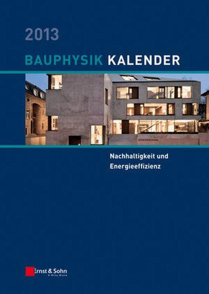 Bauphysik-Kalender 2013 als eBook Download von