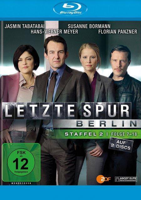 Letzte Spur Berlin als DVD