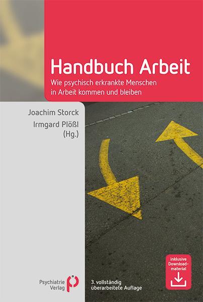Handbuch Arbeit als Buch von