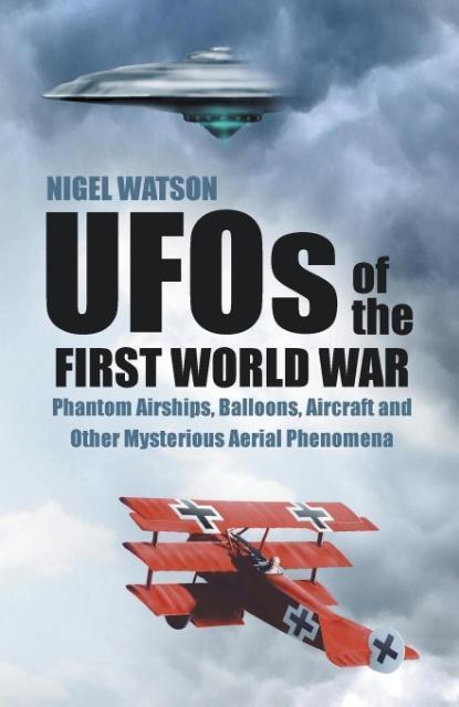 UFOs of the First World War als Taschenbuch von...