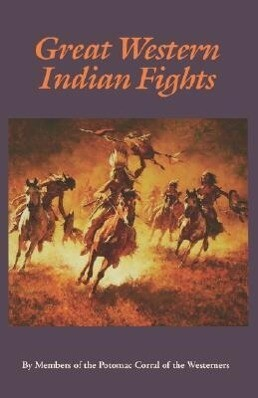Great Western Indian Fights als Buch