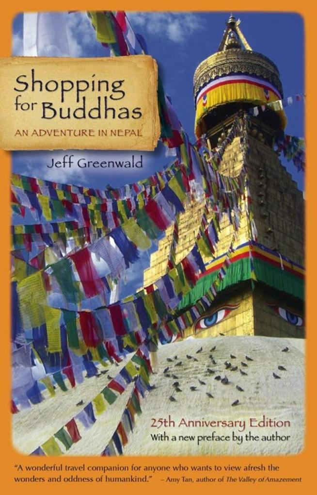 Shopping for Buddhas als eBook Download von Jef...