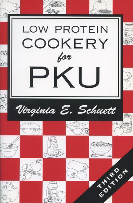 Low Protein Cookery for Phenylketonuria als Taschenbuch