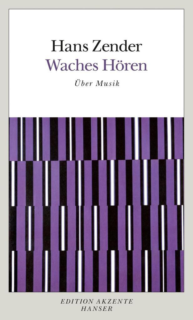 Waches Hören. Über Musik als eBook Download von...