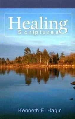 Healing Scriptures als Taschenbuch