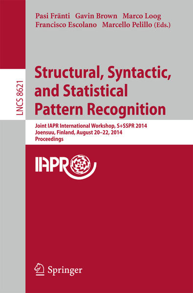 Structural, Syntactic, and Statistical Pattern ...