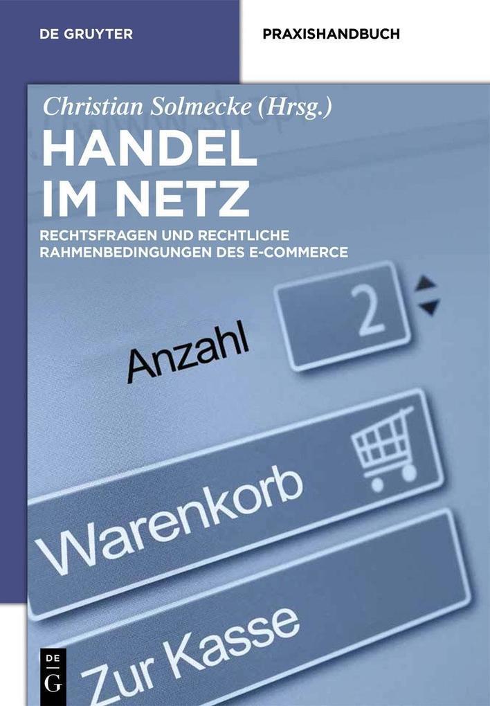 Handel im Netz als eBook Download von