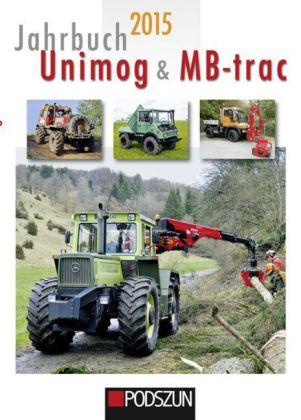 Jahrbuch Unimog & MB-trac 2015 als Buch von