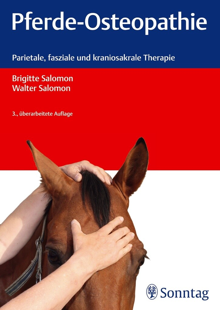 Pferde-Osteopathie als eBook Download von Brigi...