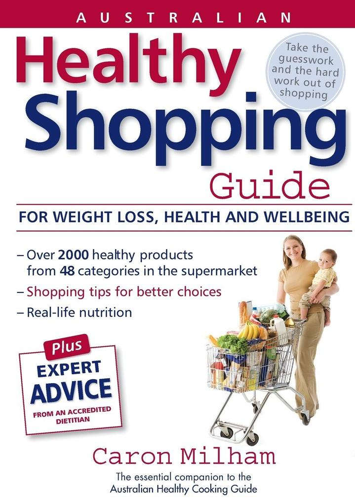 Australian Healthy Shopping Guide als Taschenbu...