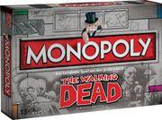Winning Moves - Monopoly The Walking Dead