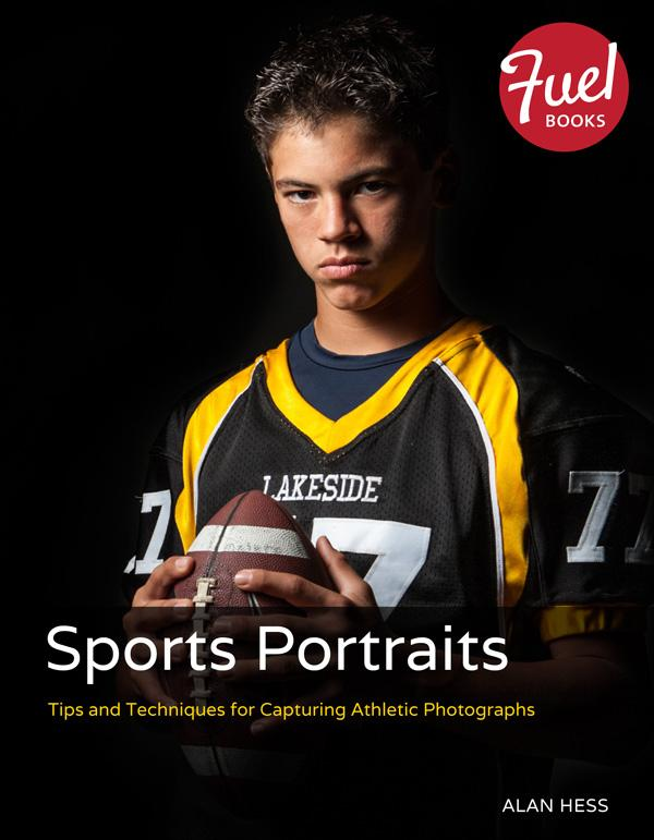 Sports Portraits als eBook Download von Alan Hess