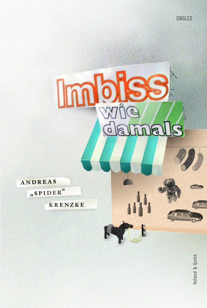 Imbiss wie damals als eBook Download von Andrea...