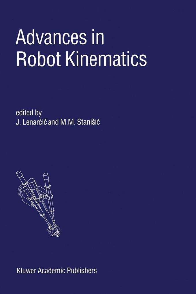 Advances in Robot Kinematics als Buch