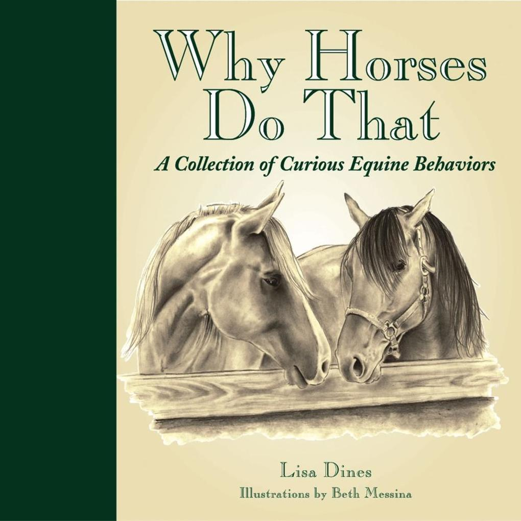 Why Horses Do That als eBook Download von Lisa ...