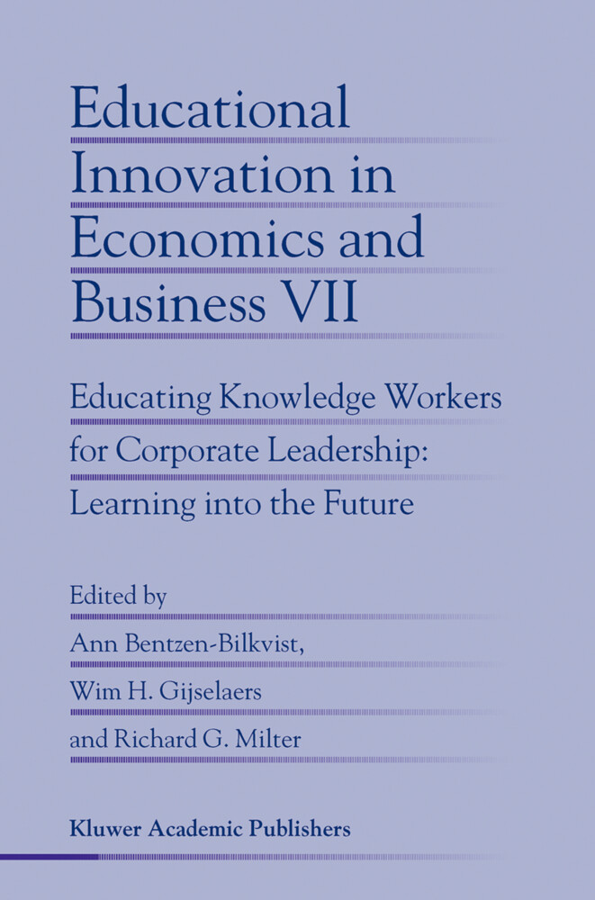 Educational Innovation in Economics and Business als Buch