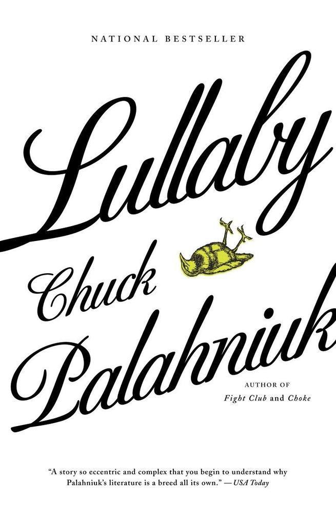 Lullaby als Taschenbuch