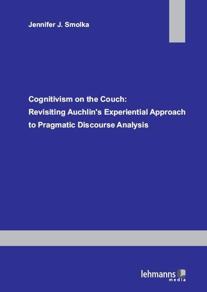 Cognitivism on the Couch als Buch von Jennifer ...