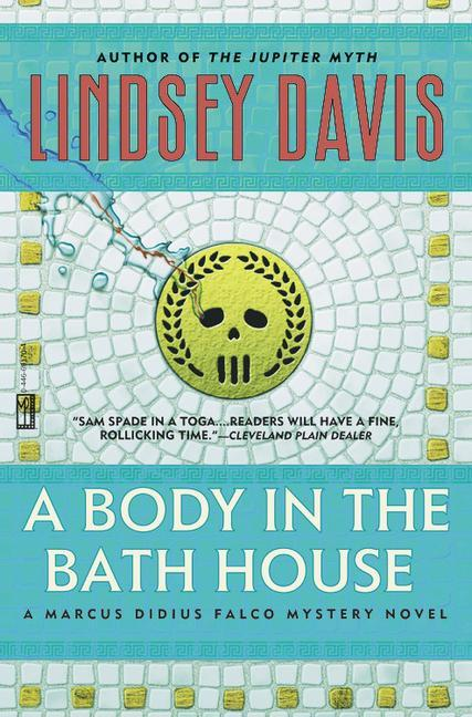 A Body in the Bathhouse als Taschenbuch