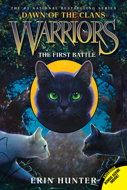 Warriors: Dawn of the Clans 03: The First Battl...