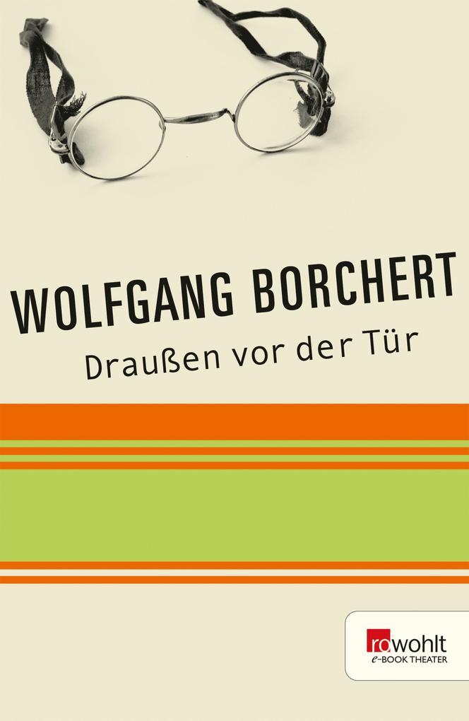 Draußen vor der Tür als eBook Download von Wolf...