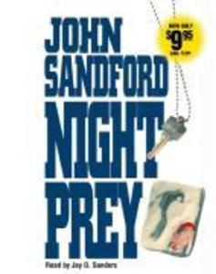Night Prey als Hörbuch