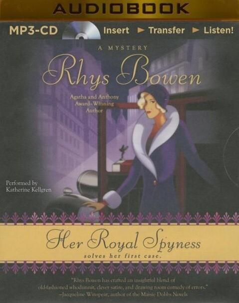 Her Royal Spyness als Hörbuch