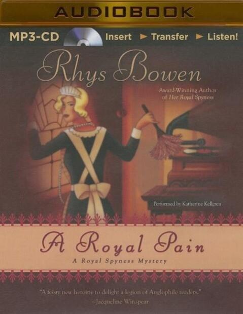 A Royal Pain als Hörbuch