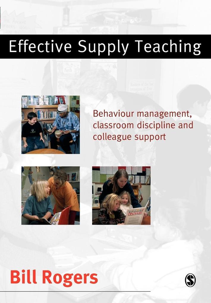 Effective Supply Teaching als Buch