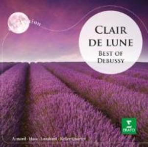 Clair De Lune:Best Of Debussy