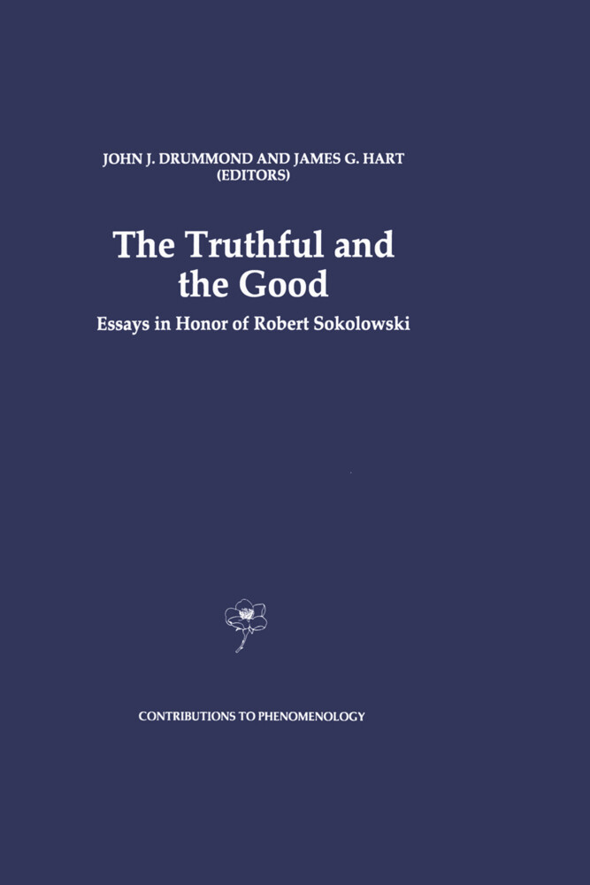 The Truthful and the Good als Buch