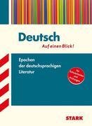 Deutsch - auf einen Blick! Epochen der deutschen Literatur (Ausgabe Österreich)